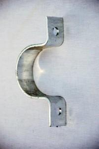 R31,5-es egyenes félbilincs