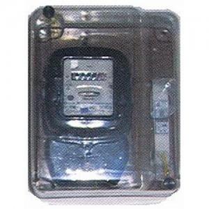 bv-10 Egyfázisú fogyasztásmérő